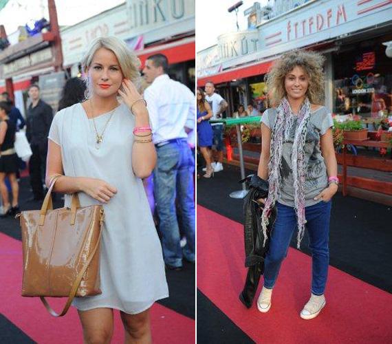 Mádai Vivien, a Reflektor műsorvezetője és Karsai Zita táncos is tiszteletét tette a rendezvényen.