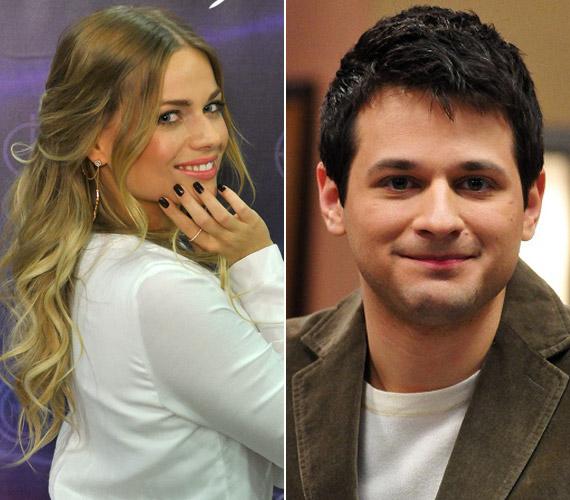 A Dalba is bekerült Cserpes Laura énekesnő a Jóban Rosszban sorozatban szereplő Gesztesi Mátéval fog énekelni.