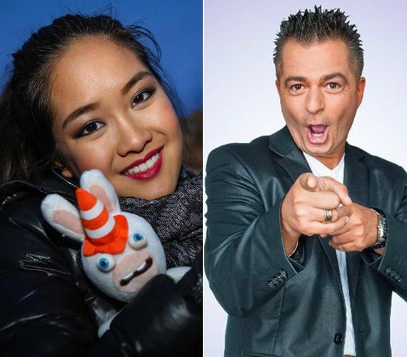 Az sem véletlen, hogy a fiatal énekesnő, Hien a Music FM műsorvezetőjével, Cookyval posztolt fotót a Facebook-oldalára - együtt indulnak A Nagy Duettben.