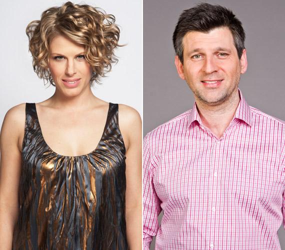 Oroszlán Szonja színésznő párja Kárász Róbert, a TV2 Mokka című műsorának házigazdája lett.