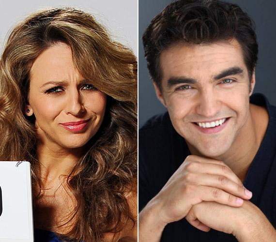 A legelső páros, akinek kiderült a neve, Pokorny Lia színésznő és Dolhai Attila színész, musicalénekes volt.
