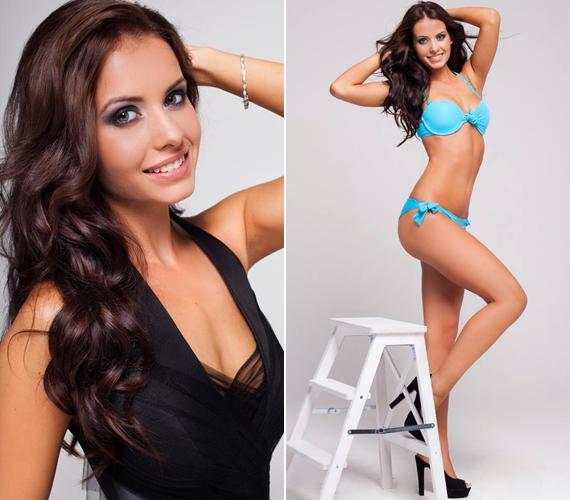 A koronát Ötvös Brigitta kapta. A 21 éves soproni lány egyetemen tanul, és mellette már hat éve modellkedik.