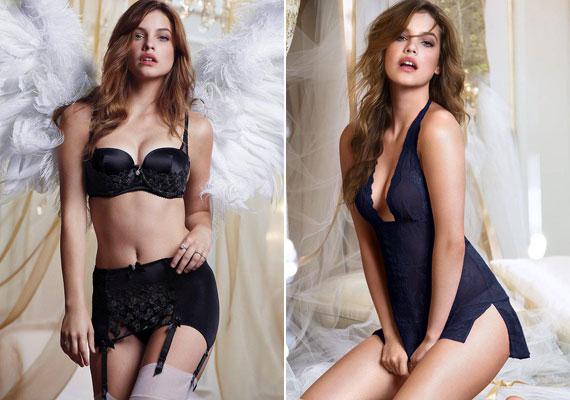 A Victoria's Secret számára készült legutóbbi fotói minden eddiginél dögösebbek.