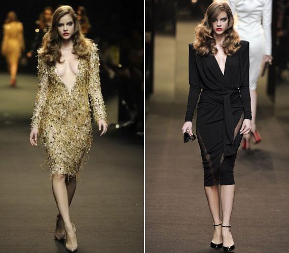 2011 októberében Alexandre Vauthier Haute Couture bemutatóján 18 évesen már, mint a végzet asszonya vonult végig a kifutón.