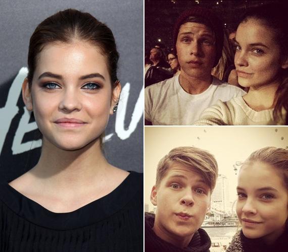 Palvin Barbi és modell párja tavaly májusban szakítottak, Kristóffal a közösségi oldalaikon tett bejegyzéseik szerint ismét egy párt alkot