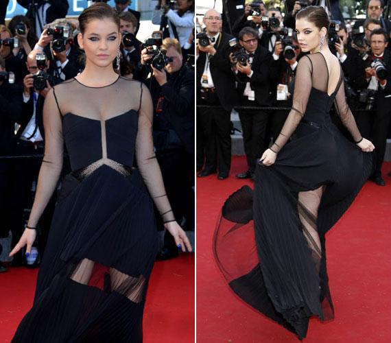 2015-ben is befutott Cannes-ba, az Ifjúság - Youth - című film premierjén jelent meg. Félig átlátszó, sejtelmes estélyi ruhát viselt, nem csoda, hogy sokak szeme megakadt a dekoltázsán.