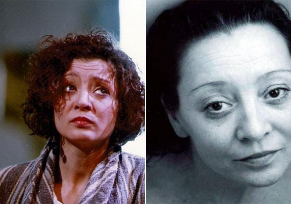 A bal oldali fotó 1992-ben készült, a Rinocéroszok előadáson. A jobb oldali fotó 2001-ben, a Cselédek című darabban, a Vígszínházban. Színházi munkái és filmjei mellett Pap Verát szinkronhangként is ismerhették a nézők.