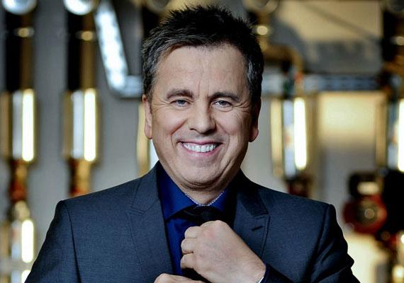 Április 26-n indul Friderikusz Sándor új műsora a TV2-n, az Összezárva Friderikusszal.