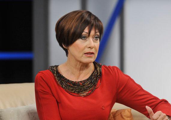 Pápai Erika színésznő 40 évesen lett anya, 16 éves fia, Márk Iván inkább a történelem, mintsem a színészet felé kacsingat.