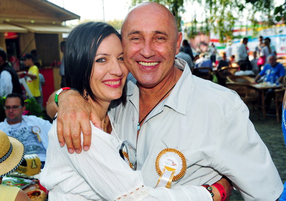 Pataky Attila a hét közepén vette el párját, Orsit, akivel 2009 óta van együtt. Az EDDA énekesének ez a harmadik házassága.
