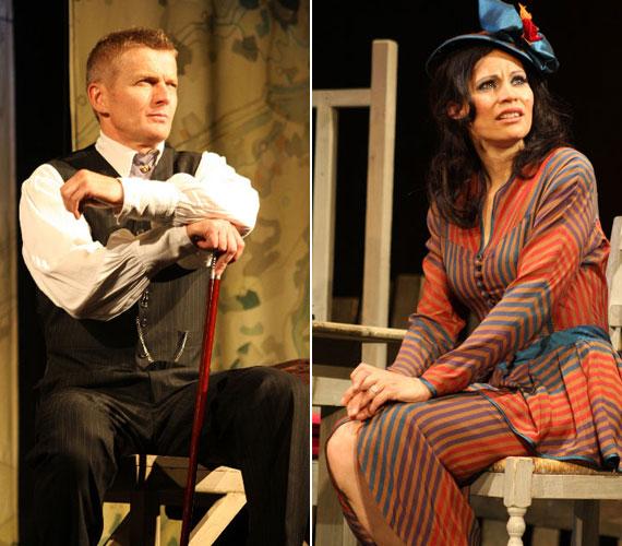 Rékasi Károly és Pikali Gerda viszonyáról már májusban pletykálni kezdtek. A színész nyáron még megpróbálta megmenteni házasságát Détár Enikővel, ám ez nem sikerült. Októberben közleményben tudatta, összeköltözött Pikali Gerdával.