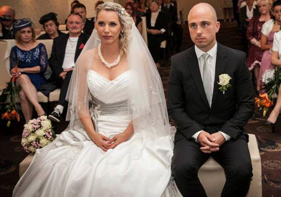 Nagy Feró idősebbik fia, a 31 éves Botond a pünkösdi hosszú hétvégén tartotta esküvőjét, Eszterrel már három éve alkotnak egy párt. Még több kép itt »