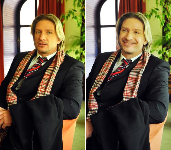 Pintér Tibor nemrég tűnt fel a Jóban Rosszban című sorozatban. Az általában pozitív szerepkörökben bizonyító színész egy Kolozsi Pál nevű jól szituált építkezési vállalkozó bőrébe bújt gengsztert alakít majd a TV2 sikerszériájában.