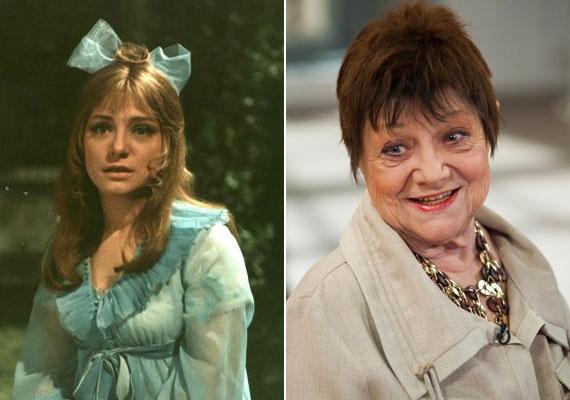 A 79 éves Csűrös Karolát a legtöbben a Szomszédok című sorozat Etus anyójaként ismerik, elmúlt 50 éves, amikor ezt a szerepet játszotta. Nézd meg, milyen bájos volt fiatal színésznőként az 1970-es, Házasodj, Ausztria! című filmben.