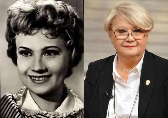 A 83 éves Galambos Erzsi, Kossuth-és Jászai Mari-díjas színművésznő, a Halhatatlanok Társulatának örökös tagja. Főként modern zenés darabok főszereplőjeként aratta sikereit, de jelentős prózai szerepeket is játszott.