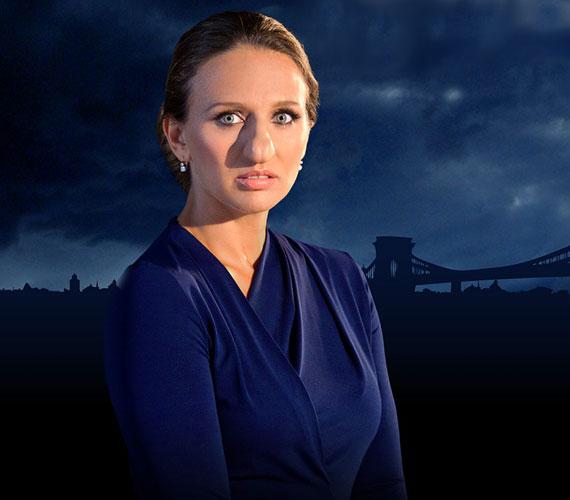Az HBO Társas játék című sorozatában is elmaszkírozták: hatalmas orral csúfították el bájos arcát, amikor Lővey Gabi bőrébe bújt.