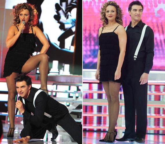 Dobrády Ákos szerint Pokorny Lia egyszerre volt díva és dögös, szexi csaj, emellett remekül énekelt, Balázs Klári szerint erotikától túlfűtött volt a produkció. Meg is kapták a maximum 30 pontot.
