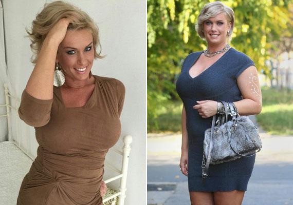 Molnár Anikó 2015 februárjában életmódváltásba kezdett, így bő fél év alatt 18 kilótól szabadult meg. Októberben egy szexi fotósorozatot is készíttetett magáról.