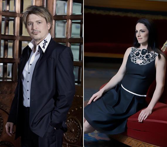 A fekete-fehér színkombináció mindig is eleganciát sugárzott. Bánhidi Petra EuroPass-nívódíjas táncos ókalocsai színvilágú, vagyis egyszínű hímzéssel díszített ruhája bármilyen eseményen megállná a helyét.