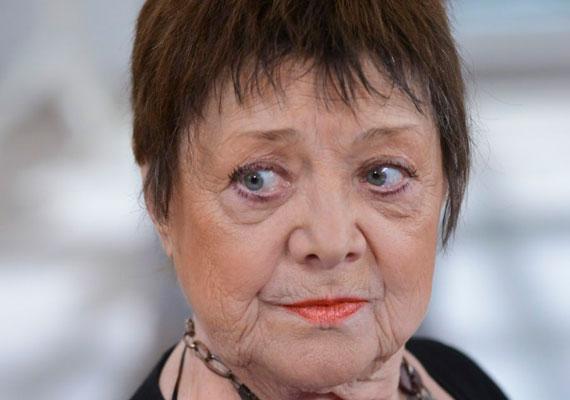 A Madách Színház szerdán délután tudatta a hírt, hogy a 79 éves Csűrös Karolát helyettesíteniük kell, mert a művésznő bokaszalag-szakadást szenvedett. A Ne most, drágám! című előadásban a hétvégén Bajza Viktória veszi át a szerepét.