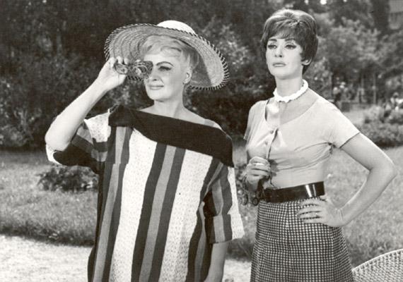 Psota Irén jobb oldalon Keleti Márton 1961-es, Nem ér a nevem című filmjében.