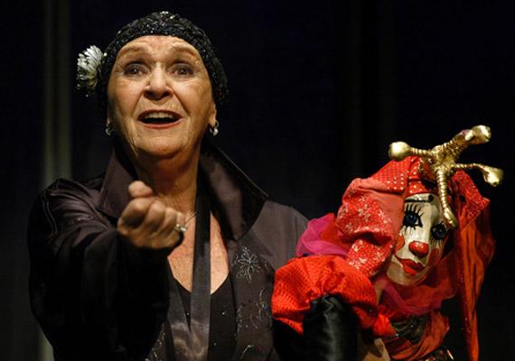 Csaknem 30 évig volt a Madách Színház tagja, ahova a Népszínház és a Nemzeti Színház után 1990-ben tért vissza. 82 éves korában visszavonult.