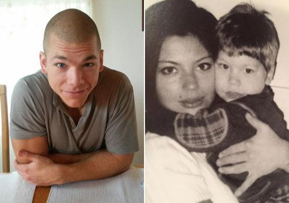 Rába Tímea legidősebb gyermeke, Márk 21 éves lett. A 1991-es Miss Hungary szépségversenyen ismertté vált édesanyja két napig vajúdott vele. Egy húga és egy öccse van.