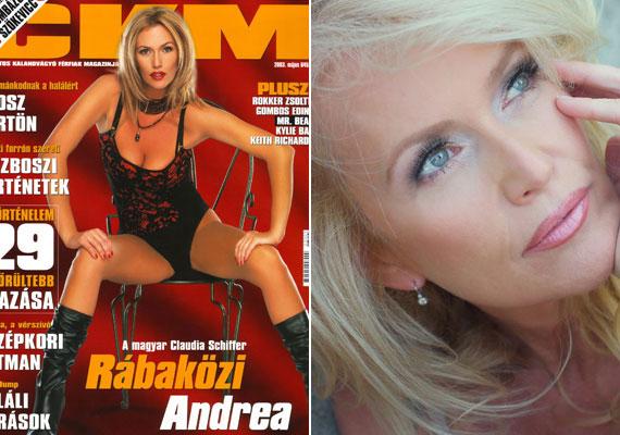 Rábaközi Andrea 2003-ban a CKM címlapján pózolt dögös fehérneműkben, de volt műsorvezető, és szerepelt a Rapülők 1992-es Áj Láv Jú című klipjében is. Az egykori szupermodellt a tévénézők hamarosan az Édes Élet című realityben láthatják viszont.