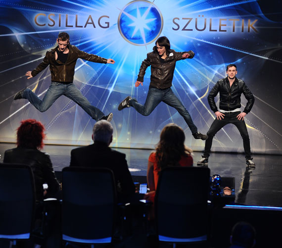 Több táncos produkció is továbbjutott, mint a néptáncot a break-kel vegyítő Folk and Break.