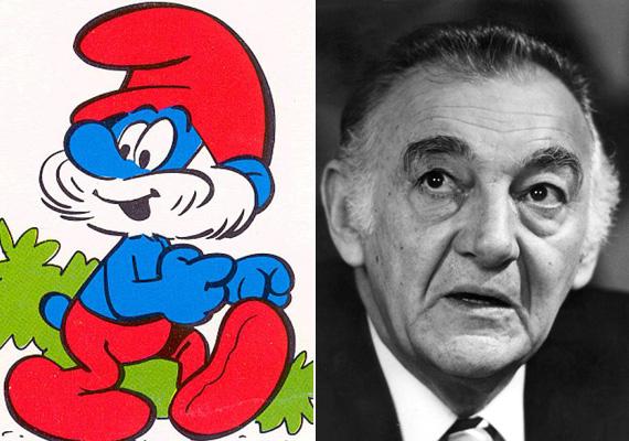 A Hupikék törpikék című rajzfilmsorozatot hazánkban 1989 és 1994 között sugározta az m2-es csatorna, majd 2000-től átvette az RTL Klub. A törpöknek és fő ellenségüknek olyan elismert színészek kölcsönözték a hangjukat, mint Sinkovits Imre - Törpapa -, Cseke Péter - Okoska -, Szolnoki Tibor - Ügyi - vagy éppen a Hókuszpókot szinkronizáló Haumann Péter.