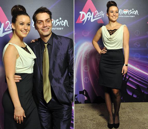 A 2014-es Eurovíziós Dalfesztivál hazai előválogatójának, A Dalnak a backstage-ében Rátonyi Krisztina és Harsányi Levente fogja kérdezni az előadókat.