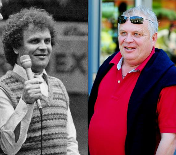 Dévényi Tibor idén töltötte be a 66. életévét. A műsorvezető a 70-es években disc jockey-ként tűnt fel, majd ő lett a Három kívánság házigazdája. Legendássá vált pöttyös labdáit a mai napig dobálgatja a különböző fellépésein, amivel még a legfiatalabb korosztályt is rendre meghódítja.
