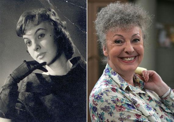 A sorozatban már nem szerepel, de annak emblematikus figurája volt Magdi anyus, vagyis a 73 éves Fodor Zsóka. Amikor fiatal színésznő volt, sok kollégája belehabarodott.