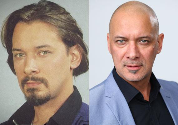 A 47 éves Szőke Zoltán a kezdetektől fogva a Barátok közt főgonosza. Berényi Miki 1998 óta külsejében is igazodott a figurához.