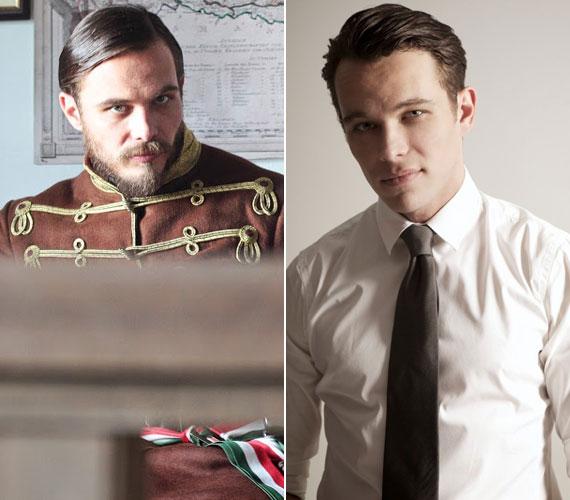 A TV2 Jóban Rosszban és az M1 Munkaügyek - IrReality Show című sorozatából ismert Lengyel Tamásra is nehéz ráismerni.
