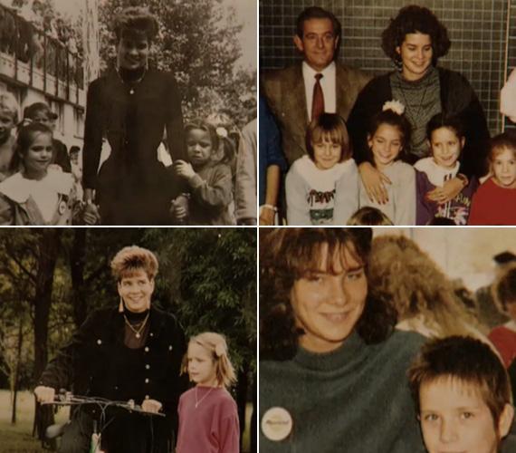 Az 1985. augusztus 30-án, Hódmezővásárhelyen született és felnőtt Risztov Éva már háromévesen példaképéül választotta Egerszegi Krisztina ötszörös olimpiai bajnok úszónőt, akivel számtalanszor találkozott.
