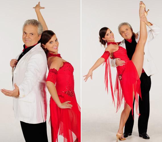 2008-ban, a Szombat Esti Láz harmadik szériájában Rózsa György nem egy versenytáncossal lépett a parkettre, hanem a balerina Csillával. Azért vállalta a szereplést, mert így ismét sok időt tölthetett imádott lányával.