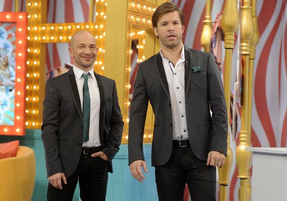 Sebestyén Balázs és Vadon János az RTL Klubon futott kilenc adást megért új műsorukban, a Vundersőn és Zuperszexiben sokszor túllépték a határt és sok embert megsértettek.