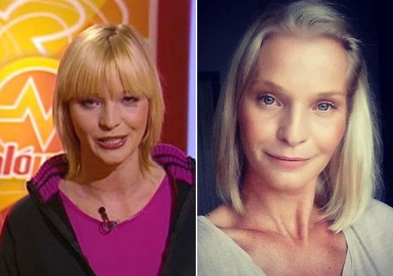 Lilu ugyancsak 12 évvel ezelőtt, 2003-ban a Való Világ harmadik szériájának műsorvezetőjeként mutatkozott be az RTL Klubon, ahol azóta a Szombat Esti Láz, az X-Faktor vagy a Csillag Születik háziasszonya is volt már.