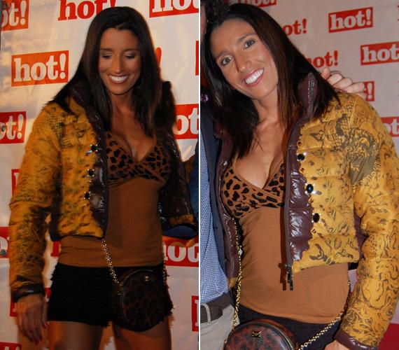 Rubint Réka a Hot! magazin partiján jelent meg ebben a vadító szerelésben. Azt bevallotta a 34 éves fitnesslady, hogy 40 év felett már pár centivel hosszabb nadrágot fog felvenni.