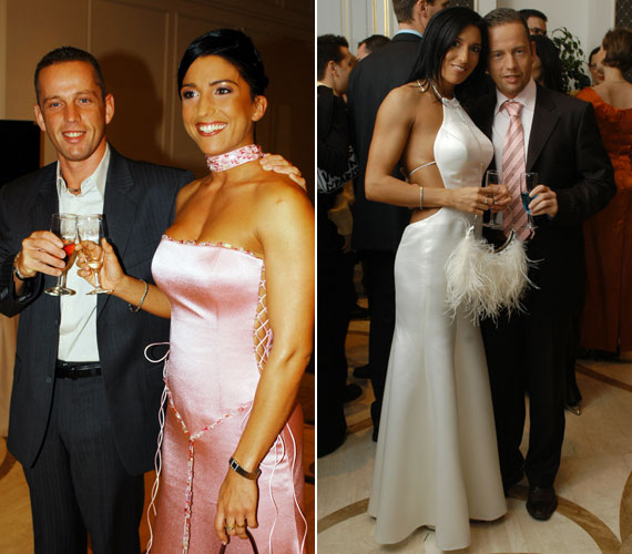 2004 decemberében a Story-díjkiosztón még csak az egyéves Lara szülei voltak, a következő évben már kis Norbié is, aki 2005. szeptember 7-én jött világra.