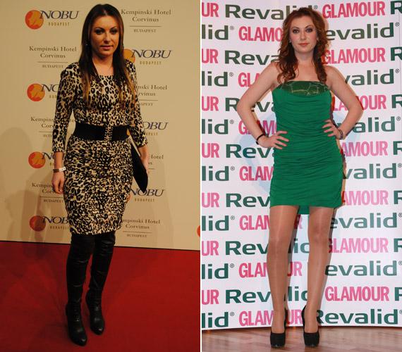 Az énekesnő nőiesebben öltözik: mindig csinosan jelenik meg a különböző rendezvényeken, gálákon.