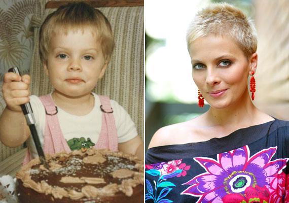 Gönczi Gábor felesége, Tatár Csilla, a TV2 műsorvezetője egy régi születésnapi fotóját osztotta meg a rajongóival.