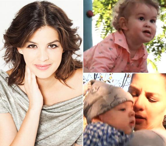 Ördög Nóra 31 évesen lett először anyuka, Mici lánya 2013 májusában jött világra. Mindenki meglepődött, amikor tíz hónappal később bejelentette, hogy már öt hónapos terhes a második gyerkőccel. Vencel 2014 augusztusában született. A gyerekek között egy év és három hónap a korkülönbség.