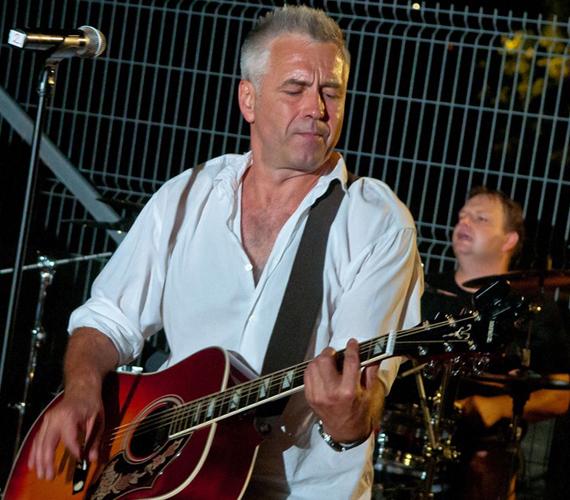 Gazdag Tibor zenekara is rásegített a hangulatra, a rockos nótákra többen táncra is perdültek.