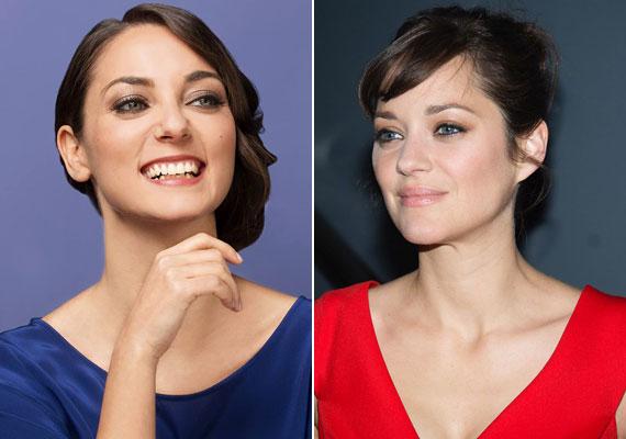 Boggie, a 2015-ös Eurovíziós Dalfesztivál magyar résztvevője a Eurovision France 2 szerint hasonlít Katalin hercegnőre. Némi egyezést mi is találtunk közöttük, de szerintünk inkább egy francia színésznőre, a Piaf című filmmel Oscar-díjat is nyert Marion Cotillard-ra hajaz.