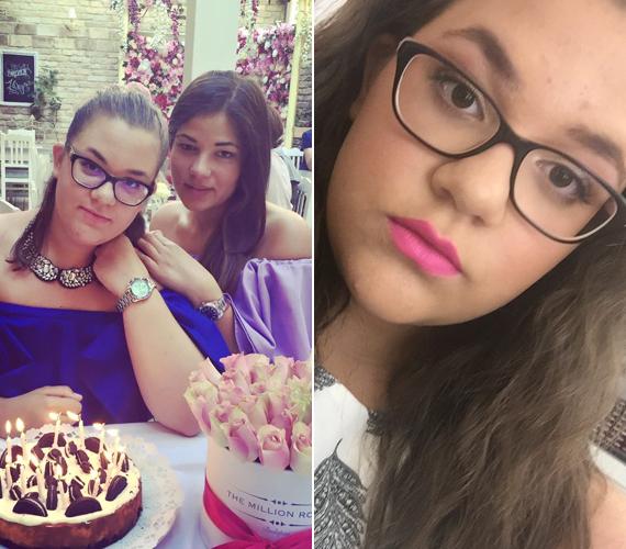 Gáspár Győző és Bea kisebbik lánya, Virág a nyáron ünnepelte a 13. születésnapját. Ma már senki nem ismerné fel a Győzike Show idején még totyogós, hisztis kislányt.