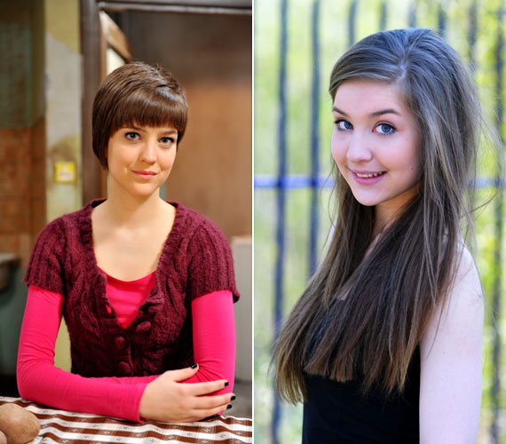 Bodolai Orsi karakterénél is volt váltás a TV2 sikerprodukciójában: a rövid hajú Vágvölgyi Lili helyett mostBraghini Rozi alakítja.