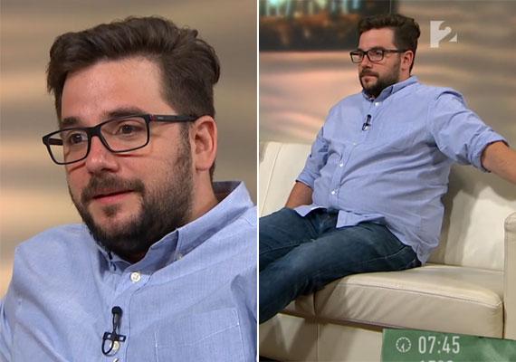 """A TV2-n a hétvégén volt látható a Richter Gedeon életét bemutató film, amelyet Spáh Dávid rendezett. Szép Misi megformálója ma már nős, egy kislány és egy kisfiú édesapja, és """"apupocakot"""" növesztett."""