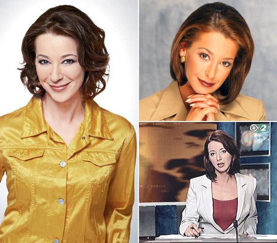 Stahl Judit 1997 és 2002 között volt a TV2 híradójának arca. Jelenleg főzős műsora fut a csatornán.